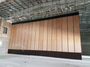 Acoustic Movable Partition Wall Systems for Conference Hall and Multi-Purpose Hall pictures & photos
