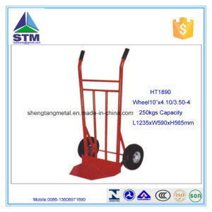 Heavy Duty Hand Trolley pictures & photos