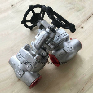 API602 Forged Stainless Steel F304L F316L Thread NPT Globe Valve pictures & photos