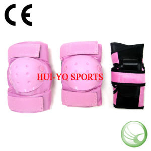 Girl Protection Pads, Pink Protective Gears, Children Protective Gears pictures & photos