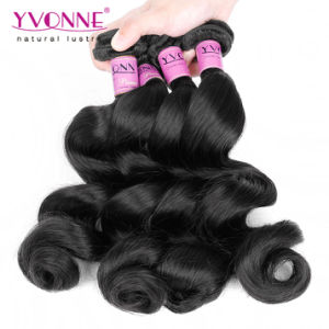 Unprocessed Wholesale Virgin Human Hair Weft Brazilian Hair pictures & photos
