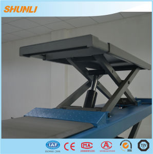 Ce Approval 4tons Wheel Alignment Car Hoist pictures & photos