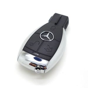 Black Pen Drive Creative Mercedes Benz Car Key USB Flash Drive Stick pictures & photos