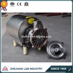20-Year Production Experience Factory Stainless Steel Water Self Priming Pumps pictures & photos