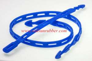 Flexible Molded Silicone Rubber Strap