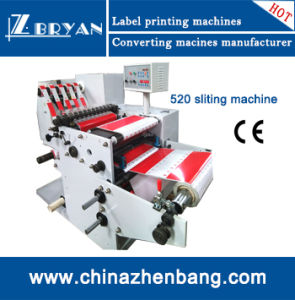 Label Slitting and Rewinder Machine with Counting Function pictures & photos