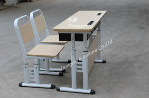 High School Furniture Student Table and Chair for Study Kz110 pictures & photos