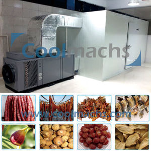Heat Pump Tunnel Dryer for Fruits Vegetables Meat Fish Drying pictures & photos