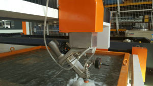5 Axis CNC Water Jet Bevel Cutting Machine pictures & photos