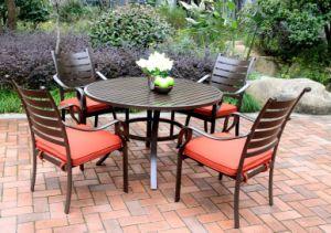 New Garden 5PC Aluminum Dining Set Furniture pictures & photos