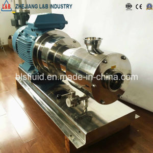 Homogenizer Pump Shear Pump Cutting Pump pictures & photos