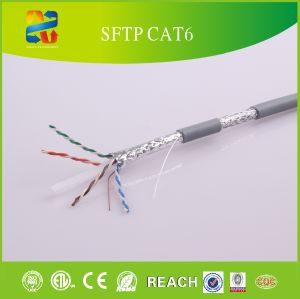 Category 6 UTP Color Code Network Cable with ETL pictures & photos