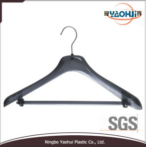 New Style Suit Hanger with Metal Hook for Suit pictures & photos