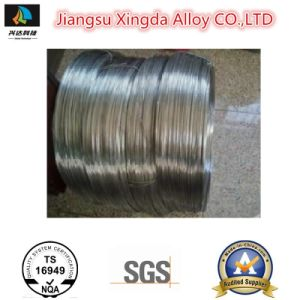 Nickel Alloy (GH2132) Based Welding Wire pictures & photos