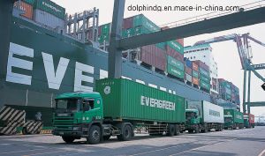 Shipping Forwarder: FCL Ocean Logistics From China to Jakarta