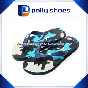 Cheap Wholesale Beach Slipper EVA Flip Flop Men pictures & photos