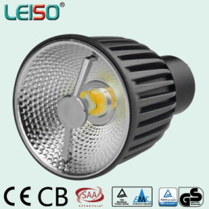 COB CREE Chips 6W LED Spotlight GU10 pictures & photos