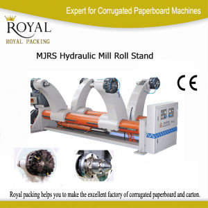 Best Sale Roll up Horizontal Paper Stand (MJRS-1) pictures & photos