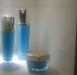 Qf-035 The Wonderful Design Cosmetic Packaging Hexagon Series Bottle pictures & photos