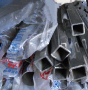 Welded Galvanized Square Pipe with Hiqh Quality pictures & photos