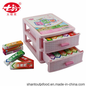 Two Layer Drawers Box Chewing Gum pictures & photos