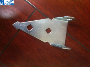 Carbon Steel Zinc Plated Stamped Parts pictures & photos