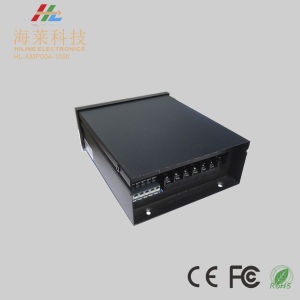 12-48VDC 1050mA*4channels Metal Rainproof Constant Current LED PWM Power Repeater Amplifier Driver pictures & photos