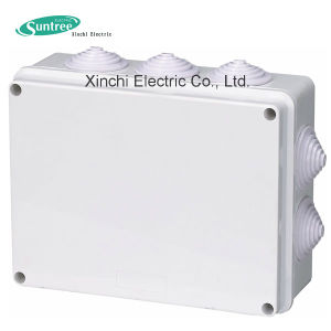 Plastic Cable Box Electrical Waterproof Plastic Junction Box pictures & photos
