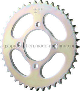 Motorcycle Rear Sprocket Suzuki Hj125-11 pictures & photos