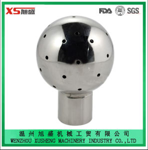 Stainless Steel Hygienic Welding Static Spray Nozzle for Brewery Equipment pictures & photos
