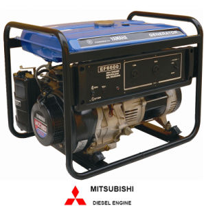 Easy Move New Model Gasoline Generator pictures & photos