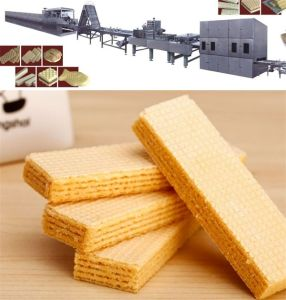 Baking Equipment of Wafer Making Machine pictures & photos