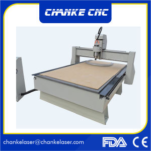 Wood MDF Cutting CNC Router with 3D Rotary Axis pictures & photos