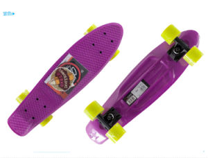 Cruiser Skateboard with New Shape (YVP-2206-1) pictures & photos