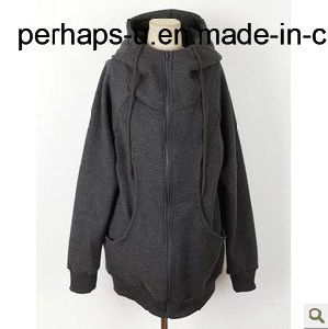 Hot Sale Women Clothes High Quality Cardigan Casual Cotton Sweater pictures & photos