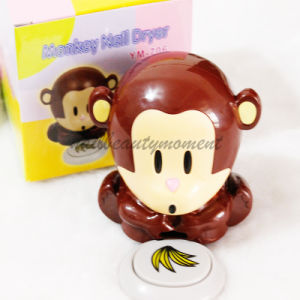 Monkey Nail Dryer Cute Nail Art Dryer Nail Polish Dryer (M06) pictures & photos