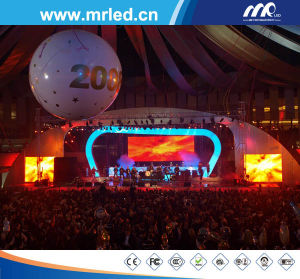 P20mm Indoor Rental Full-Color RGB Stage LED Screen for Advertising and Concert pictures & photos