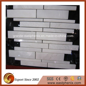 Cheap Popular Beautiful Stone Mosaic for Kitchen Backsplash Bluding pictures & photos