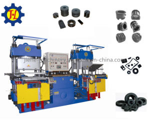 Vacuum Rubber Silicone Hydraulic Press Machine for Grommets pictures & photos