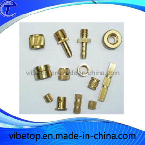 Mass Production Brass CNC Machining Parts pictures & photos