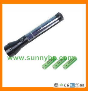 LED Rechargeable Torch Light CE Approval pictures & photos