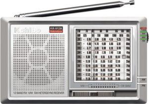 Kchibo Kk-912A FM/MW/Sw1-10 12 Band Radio Receiver