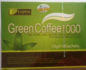 Green Coffee 1000 Weight Loss Coffee pictures & photos