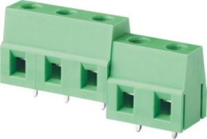 5.0mm Pitch PCB Screw Terminal Block for PCB Board (WJ128-5.0) pictures & photos