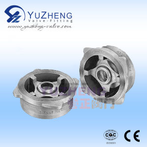 API Stainless Steel Swing Check Valve pictures & photos