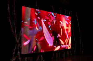 LED TV Station P3.125 Indoor HD Expo LED Screen pictures & photos