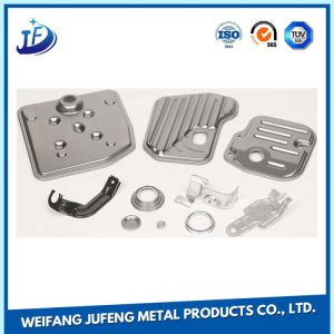 OEM Sheet Metal Stamping Aluminum Panel Cabinet with Powder Coating pictures & photos