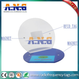 Custom Printed Acrylic RFID NFC Tag Billboard for NFC Mobile Phones pictures & photos