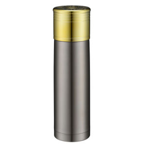 2017 Double Wall Stainless Steel Shotgun Vacuum Bottle Thermos pictures & photos