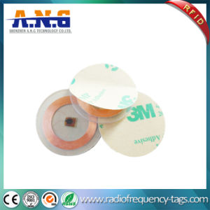 PVC Passive Anti-Metal 125kHz RFID Clear Tag with ISO 11785 pictures & photos